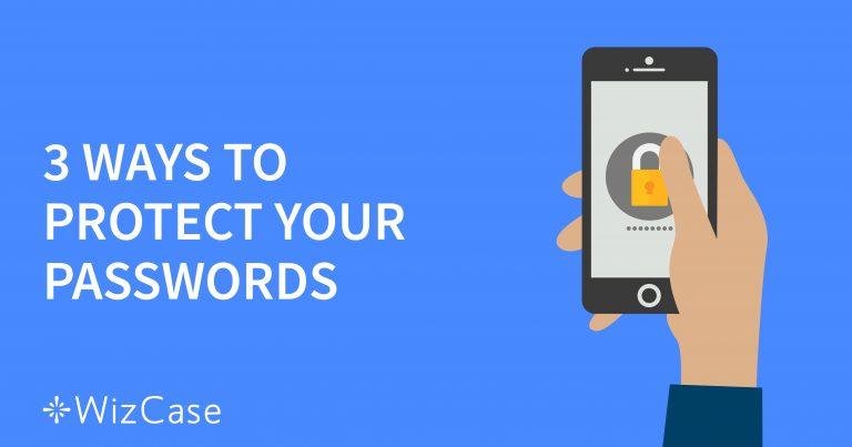 Hogyan rejtse el online jelszavait
