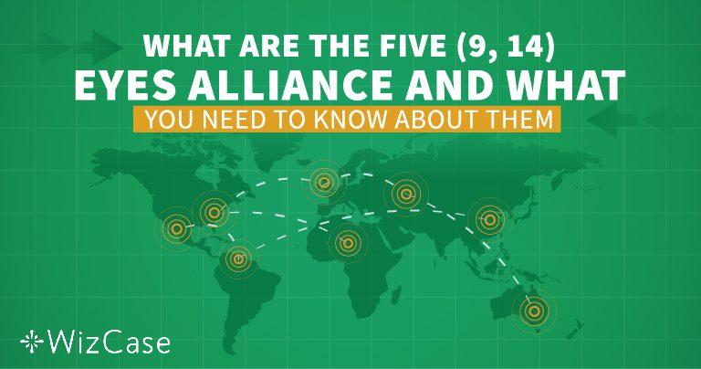 Ismerje meg az 5/9/14 Szem Szövetsége szerepének jelentőségét, mielőtt bármilyen VPN-t használna!