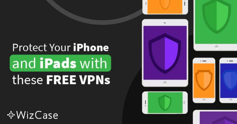 A 6 legjobb INGYENES VPN iPhone-ra & iPad-re