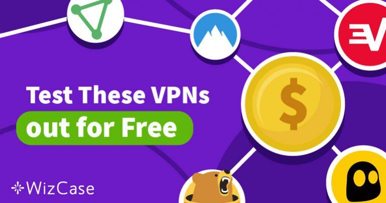 Próbálja ki az 5 legjobb VPN-t kockázatok nélkül, ingyen 2019-ban!