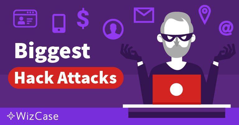 A Top 15 legnagyobb hacker támadás