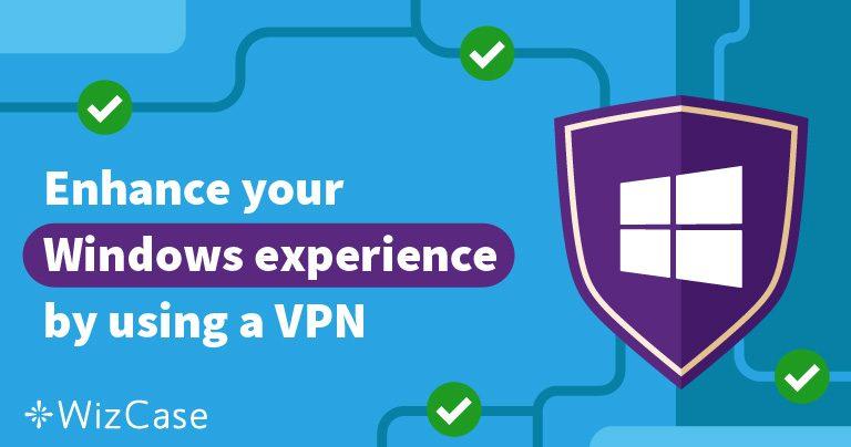 Az 5 legjobb VPN Windows rendszerhez – frissítve: január 2021