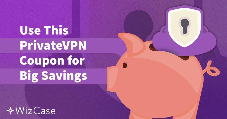 Érvényes PrivateVPN-kupon – 2020: Ma akár 65%-ot is megtakaríthatsz