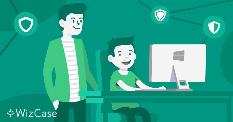 Az 5 legjobb szülői felügyeleti szoftver Windowshoz – 2021