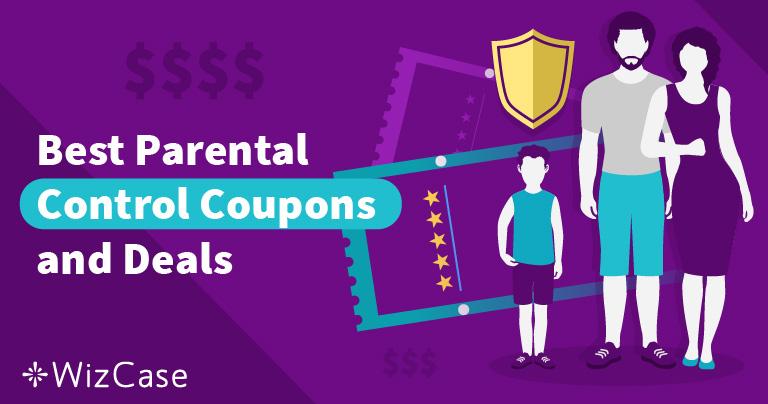 A legjobb, érvényes kuponok és ajánlatok szülői felügyeleti programokhoz (Szeptember 2021)