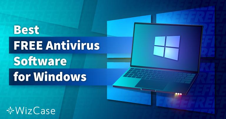 A 6 legjobb INGYENES vírusirtó Windows rendszerhez (tesztelve: 2021)