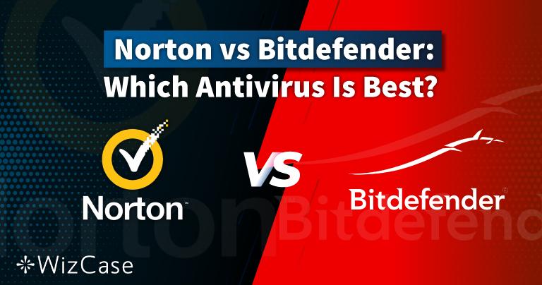Norton vs. Bitdefender 2021: Melyik a jobb vírusirtó?